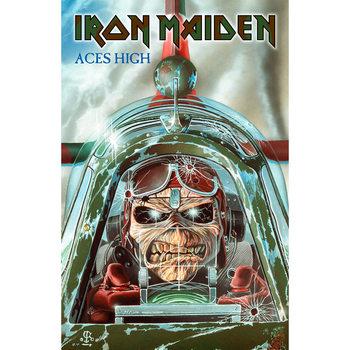 Poster de Têxteis Iron Maiden - Aces High