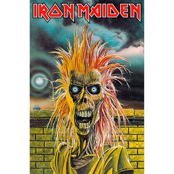 Poster de Têxteis Iron Maiden - Eddie
