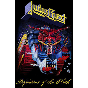 Poster de Têxteis  Judas Priest - Defenders Of The Faith
