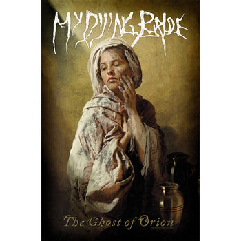 Poster de Têxteis My Dying Bride - The Ghost Of Orion