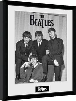The Beatles - Chair Poster encadré