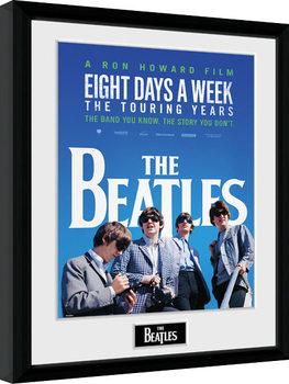 The Beatles - Movie Poster encadré