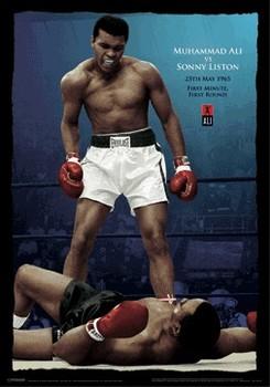 3D Poster  Ali vs Liston
