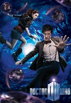 3D Poster DOCTOR WHO - vortex