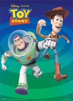 3D Poster TOY STORY