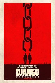 Framed Poster Django - unchained