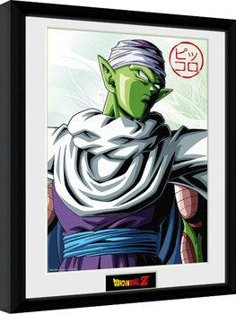 Dragon Ball Z - Piccolo Poster Emoldurado
