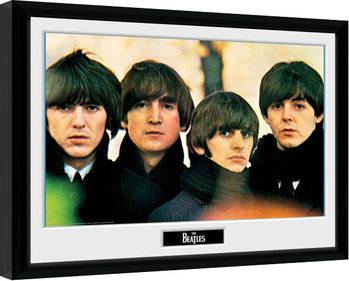 The Beatles - For Sale Poster Emoldurado