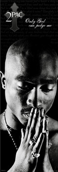 2Pac - judge Poster
