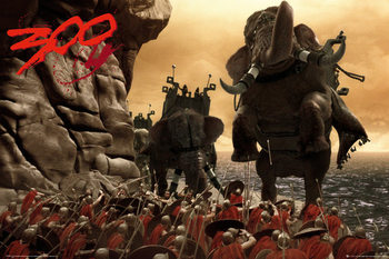 300 - army Poster