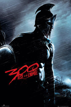 300: RISE OF AN EMPIRE - soldier Poster