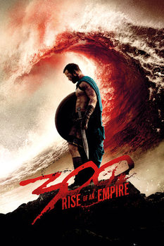 300: RISE OF AN EMPIRE - teaser Poster