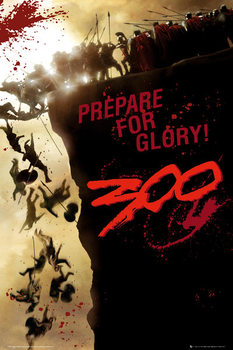 300 - teaser Poster