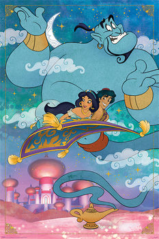 Aladdin - A Whole New World Poster