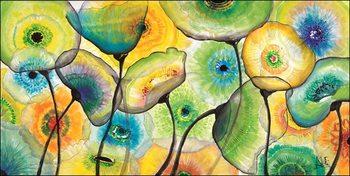 Ale - Fiori di vetro 2 Art Print