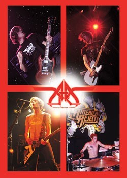 All American rejects Poster