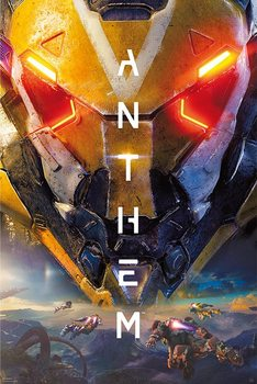 Anthem - Javelin Poster