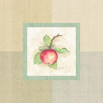 Apple Inside Art Print