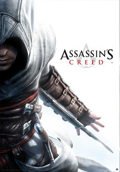 Assassin's Creed  - Altair Hidden Blade Poster, Art Print