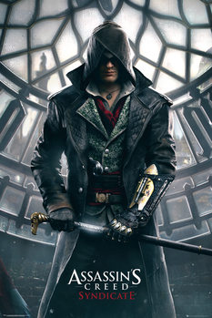 Assassin's Creed Syndicate - Big Ben Poster, Art Print
