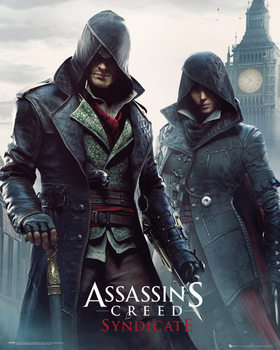 Pôster Assassin's Creed Syndicate - Siblings