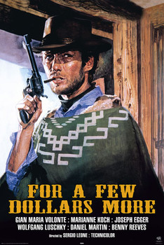 Pôster AVELA - for a few dollars more