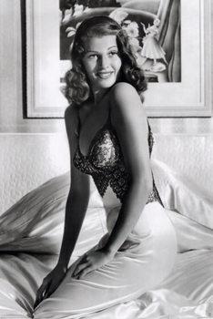 Avela - Rita Hayworth Poster