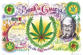 Bank of Ganja Poster