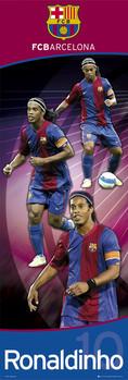 Barcelona - Ronaldinho 06/07 Poster
