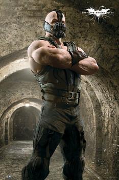 BATMAN DARK KNIGHT RISES - bane sewer Poster