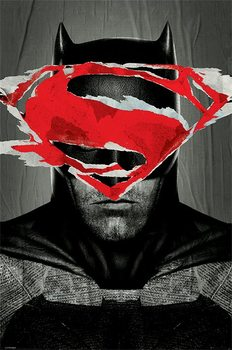 Batman vs. Superman - Batman Teaser  Poster, Art Print
