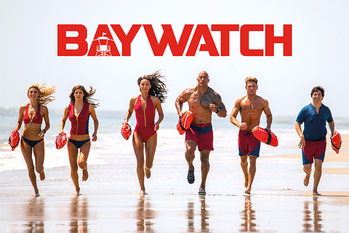 Poster Baywatch - Bay Team