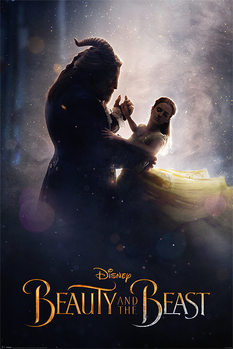 Beauty and the Beast Movie - Dance Poster