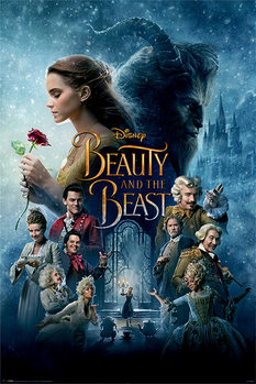 Poster Beauty and the Beast Movie - Transformation
