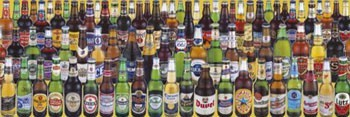 Beers of the world 2 Poster