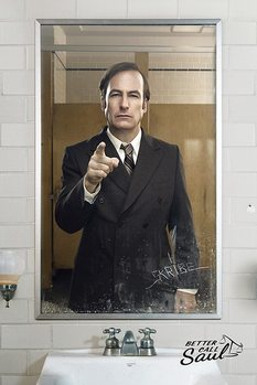 Better Call Saul - Mirror Poster