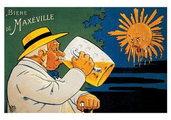 Biere de Maxeville Art Print