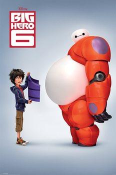 Big Hero 6 - Teaser Poster