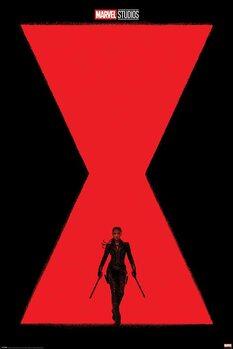 Poster Black Widow - Symbol