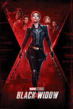 Poster Black Widow - Unfinished Business