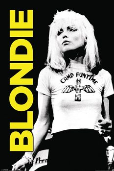 Blondie - Camp Funtime Poster, Art Print
