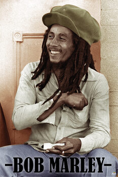 Poster Bob Marley - Rolling Papers
