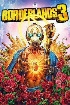 Poster Borderlands 3 - Cover