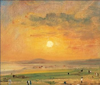 Brighton Beach, 1824-26 Art Print