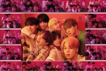 BTS - Selfie Poster