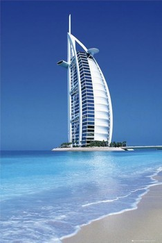 Burj Al Arab - hotel Poster