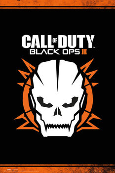 Call of Duty: Black Ops 3 - Skull Poster, Art Print