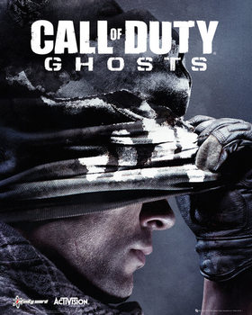 Poster Call of Duty Ghosts - cover