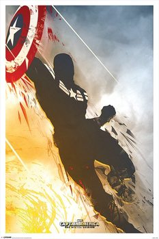 Pôster Captain America: The Winter Soldier - One Sheet