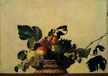 Caravaggio - Cesto Di Frutta Art Print